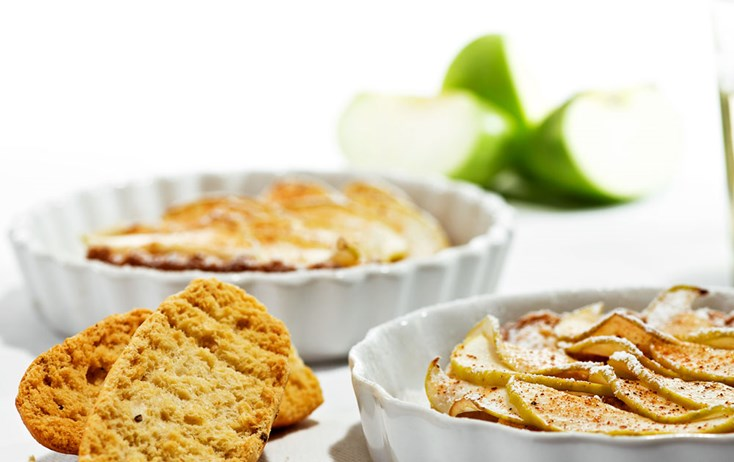 KRISPROLLS® Fast Apple Pie
